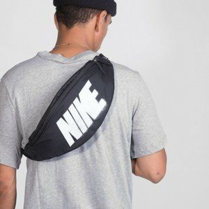 Nike Heritage Hip Pack Rebel GFX BA6434-010 Black